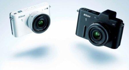 Nikon J1 y V1