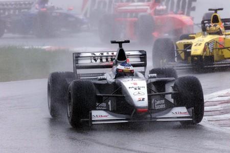 Hakkinen Spa F1 1999