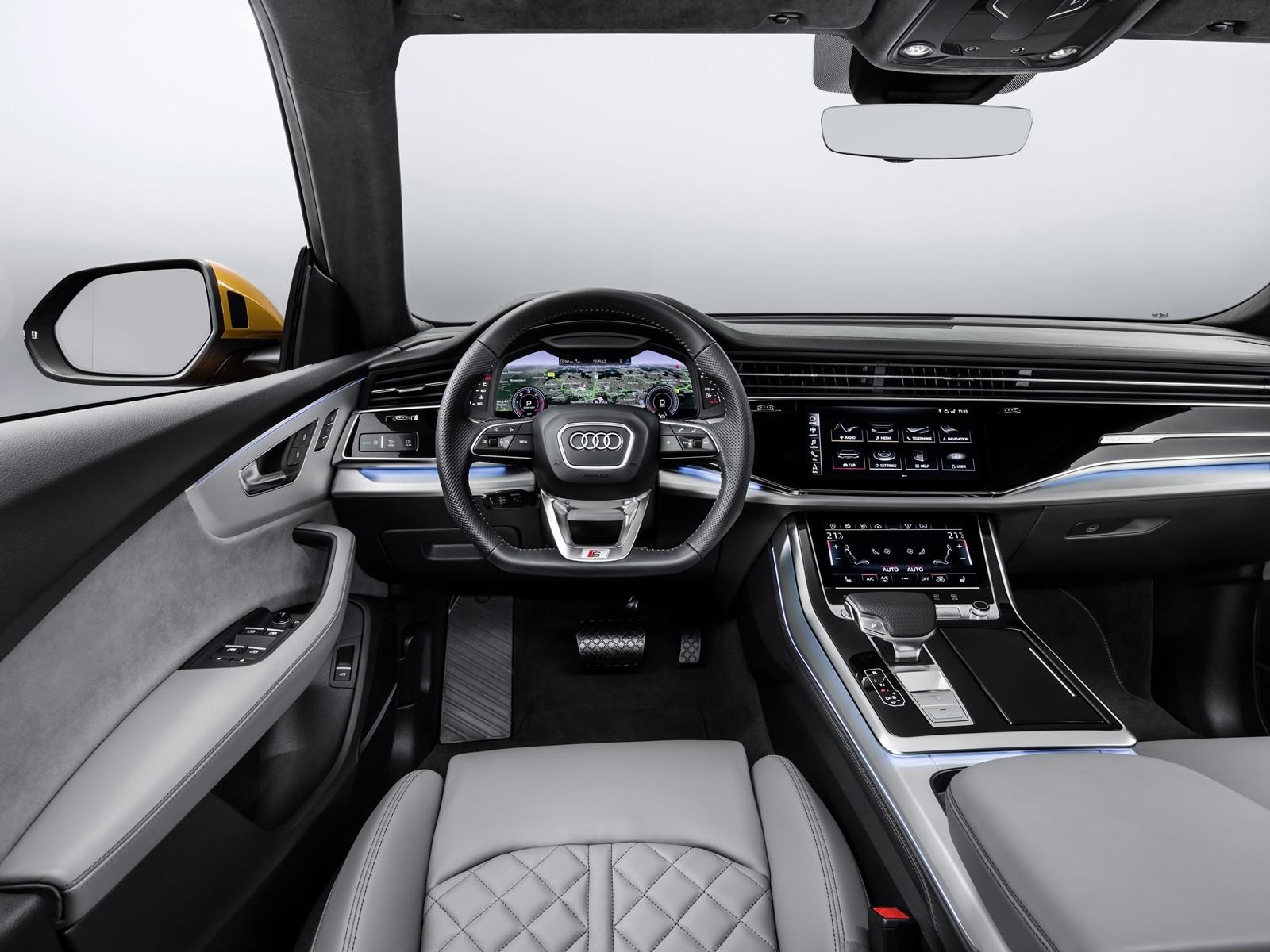 Foto de Audi Q8 2019 (30/33)