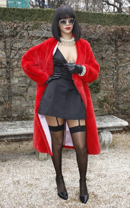 Rihanna look Dior