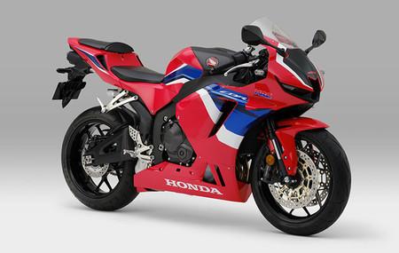 Honda Cbr600rr Serie Carreras 2021 5