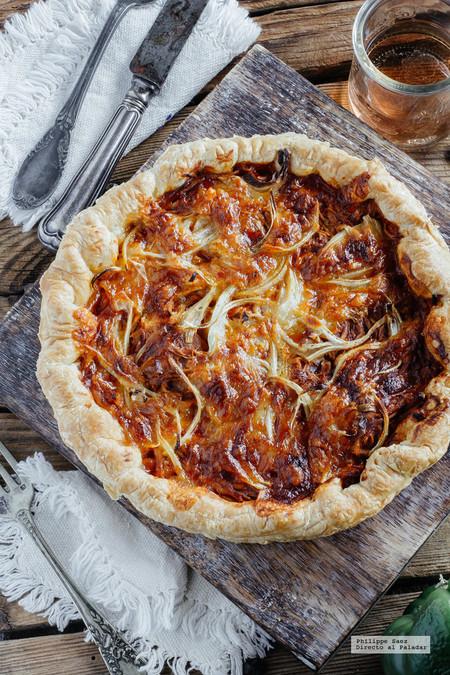 Tarta de pollo en salsa BBQ, quesadillas de jamón serrano y queso de cabra y más en Directo al Paladar México