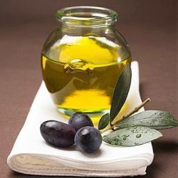 Aceite de oliva para conservar carne precocinada