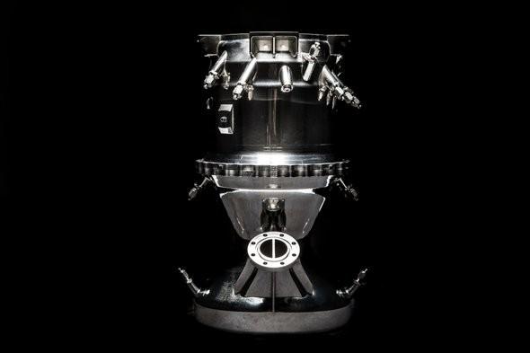 Salir de esa ratonera llamada Marte: esta enorme impresora 3D de metal puede ser la siguiente revolución de la industria espacial