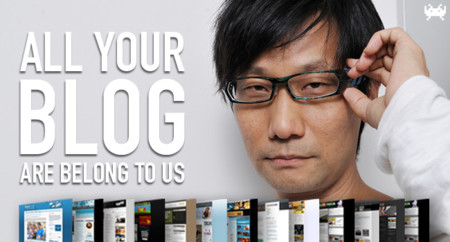 Brutal Doom, el valle inquietante y Kojima, por favor. All Your Blog Are Belong To Us (CCCX)