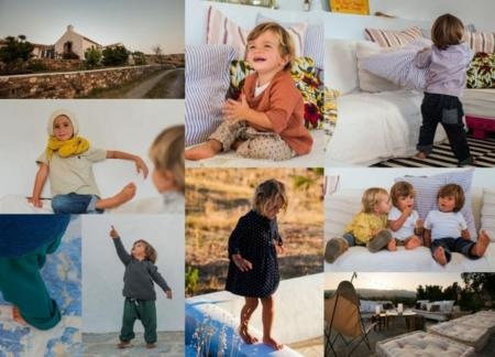 Muakmoi, ropa para niños con mucho encanto