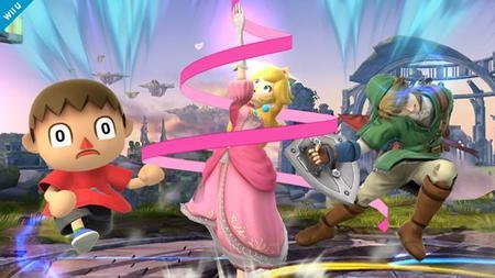 Baneos por jugar con Peach en Super Smash Bros