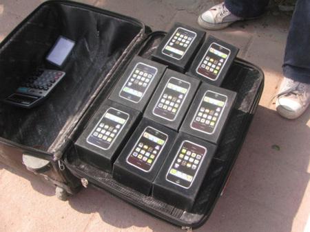 iPhone barato maleta APS