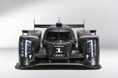 Audi nos muestra su nuevo R18
