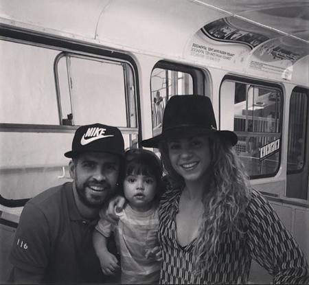Pues lo de Shakira y Piqué será un hermanito para Milan