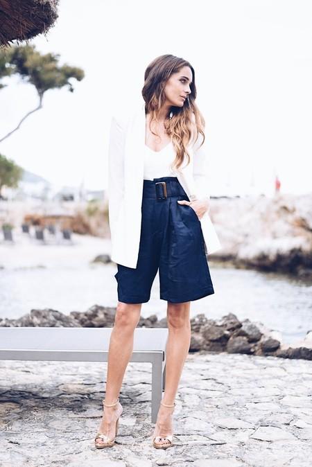 800e929e9 En bermudas a la oficina: 11 pantalones cortos perfectos para tus ...