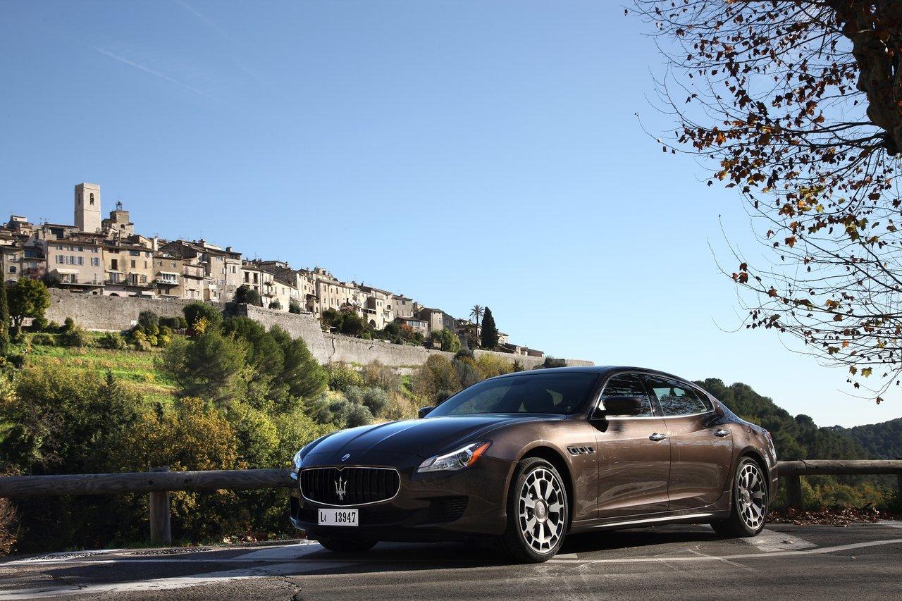 Foto de Maserati Quattroporte (2013) (28/47)