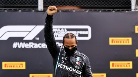 Hamilton Estiria F1 2020