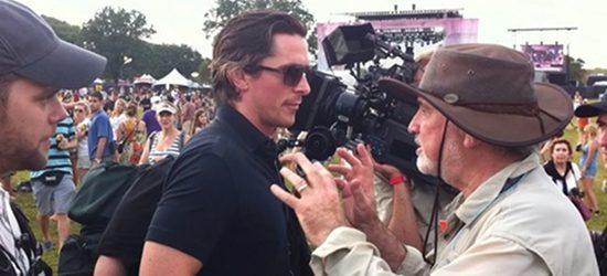Foto de Fotos del rodaje de la nueva película de Terrence Malick, con Christian Bale y Haley Bennett (1/4)