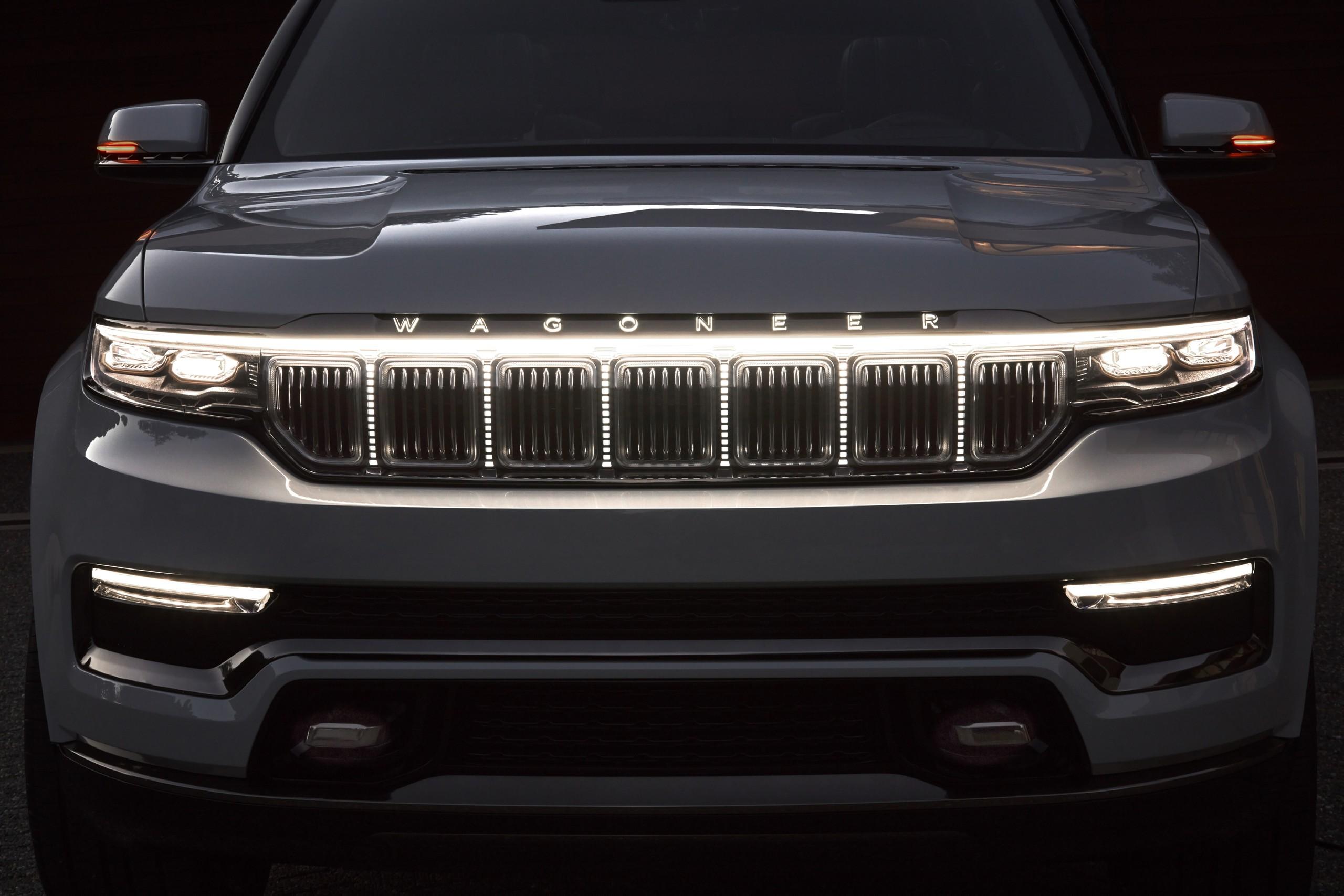 Foto de Jeep Grand Wagoneer Concept (37/63)
