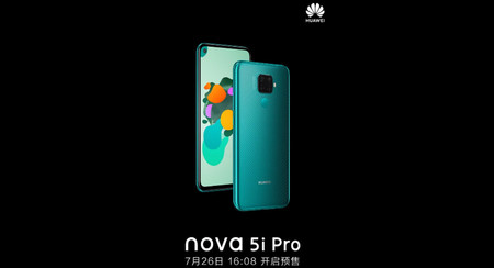 Huawei Nova 5i Pro, el posible Huawei Mate 30 Lite, ya tiene fecha de presentación: esto es lo que sabemos de él