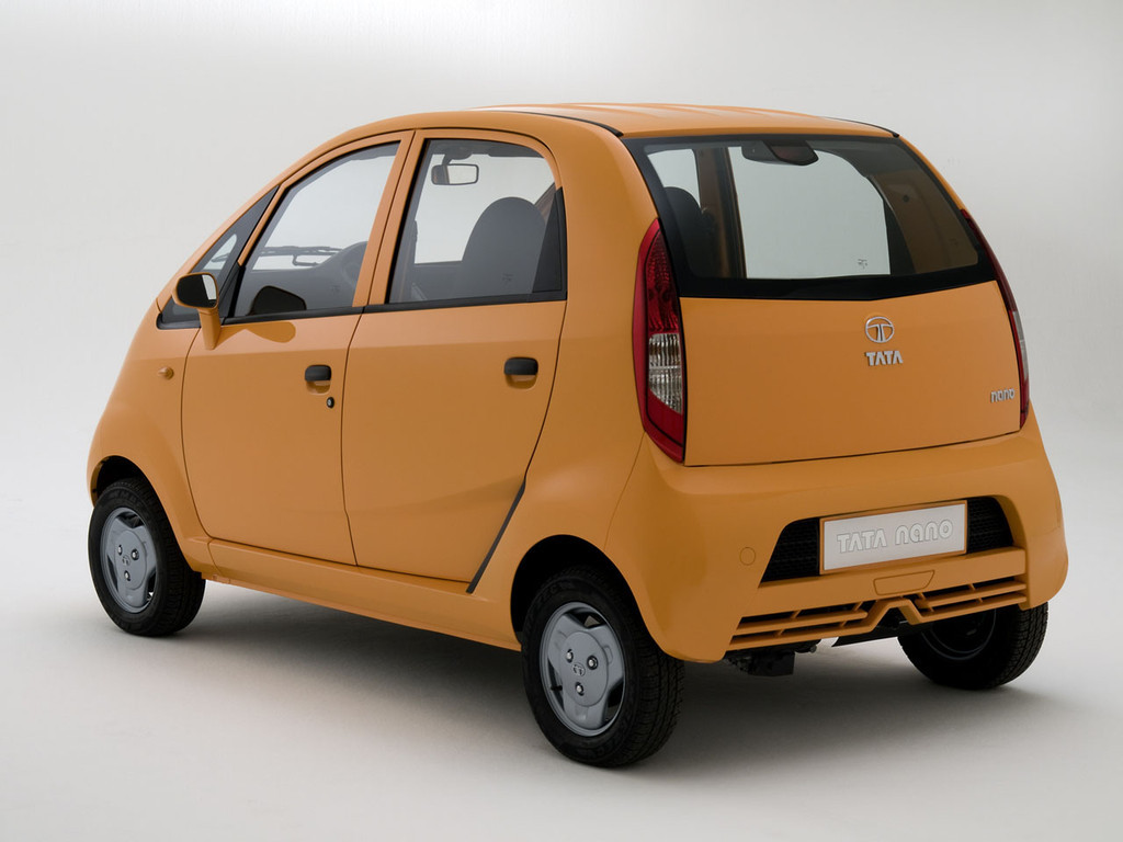 tata nano value chain This case and the accompanying three-part theory-based movie describe tata motors' strategic move to create and launch the tata nano.