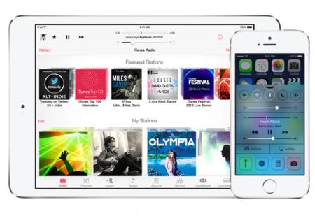 iOS 7 ya disponible