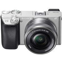 Prime Day: otro chollo fotográfico para la Sony Alpha A6300 en color plata, con casi 570 euros de descuento