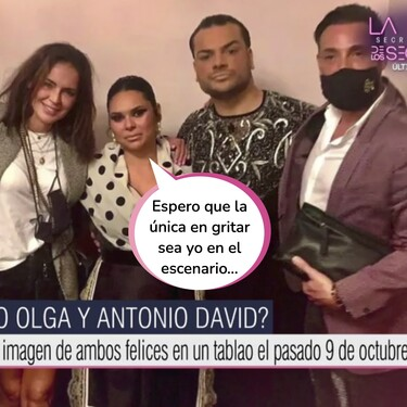 Sale a la luz la última foto de Antonio David Flores y Olga Moreno juntos en un tablao flamenco: este es el auténtico estado de su relación actual