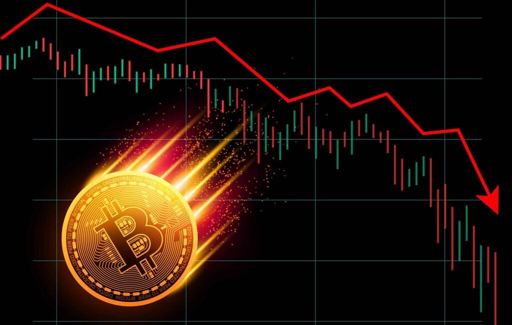 Bitcoin y Ethereum se desploman: China obliga a sus bancos a bloquear transacciones con