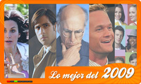 Lo mejor de 2009, comedia internacional