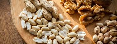 Cacahuetes, ¿por qué se les llama frutos secos si en realidad son legumbres?