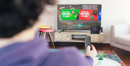 Movistar+ estrena una app exclusiva de Fortnite: el juego de Epic Games llega a las Living Apps