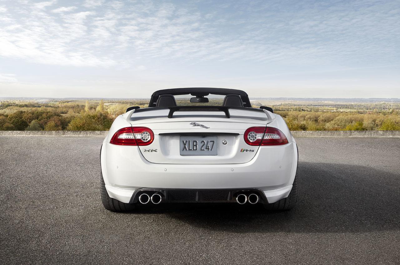 Foto de Jaguar XKR-S Convertible (9/12)
