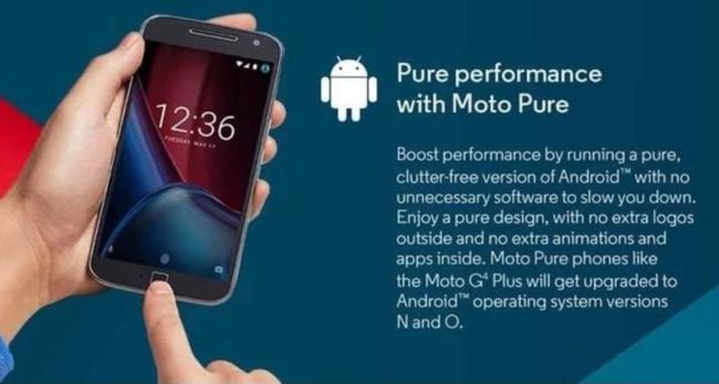 Androd O Motorola