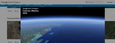 Google Earth ahora muestra cómo ha cambiado (casi) cualquier parte del mundo en los últimos 37 años: así puedes verlo