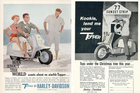 Harley Davidson Topper 16