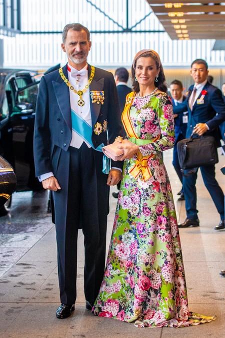 Reina Letizia Japon 2