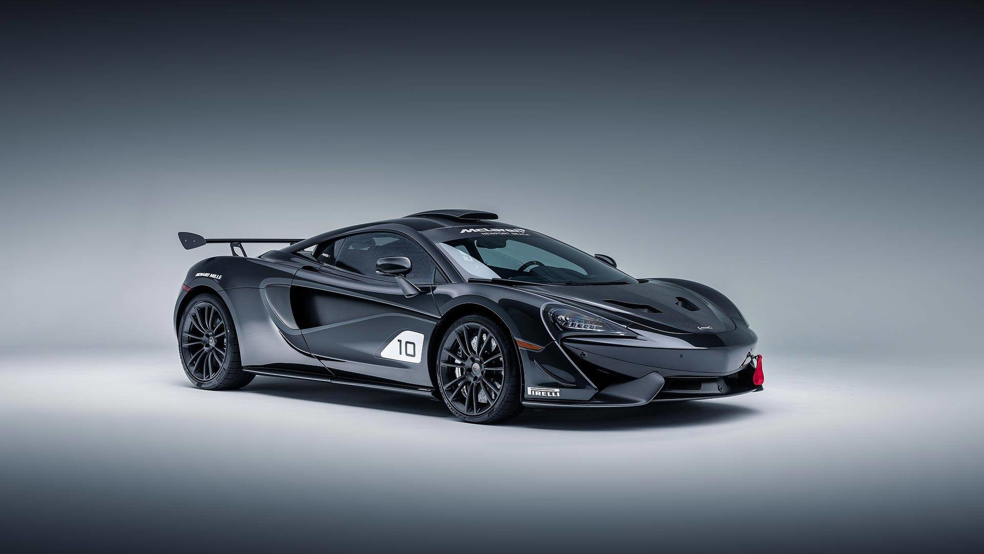 Foto de McLaren 570S Coupé MSO X (12/23)