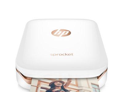 HP Sprocket, la impresora portátil que no necesita tinta ya se puede comprar en México