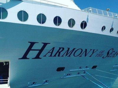 Tres días de locura en el barco más grande del mundo