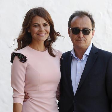 Los looks de las invitadas del hijo de Eva González y Cayetano Rivera