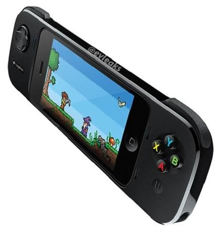 Logitech lanzará game-pad para iPhone con iOS 7