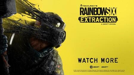 Rainbow Six Extraction por fin fija su fecha de lanzamiento para septiembre con un espectacular tráiler cinemático [E3 2021]