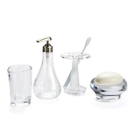 accesorios baño vidrio