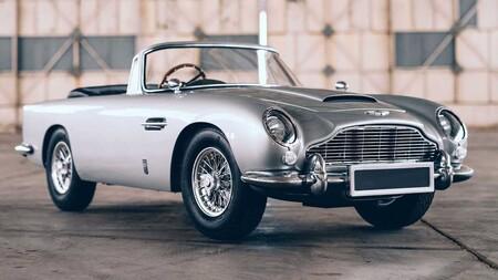 Aston Martin DB5 Junior, el lujoso juguete que cuesta lo mismo que un seminuevo de la marca