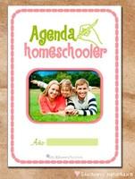 Agenda Homeschooler de Educativos Meninheira