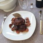 Rabo de toro en olla de cocción lenta al vino tinto: receta fácil para lograr una carne que se deshace en la boca