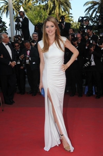 Doutzen Kroes Festival de Cannes