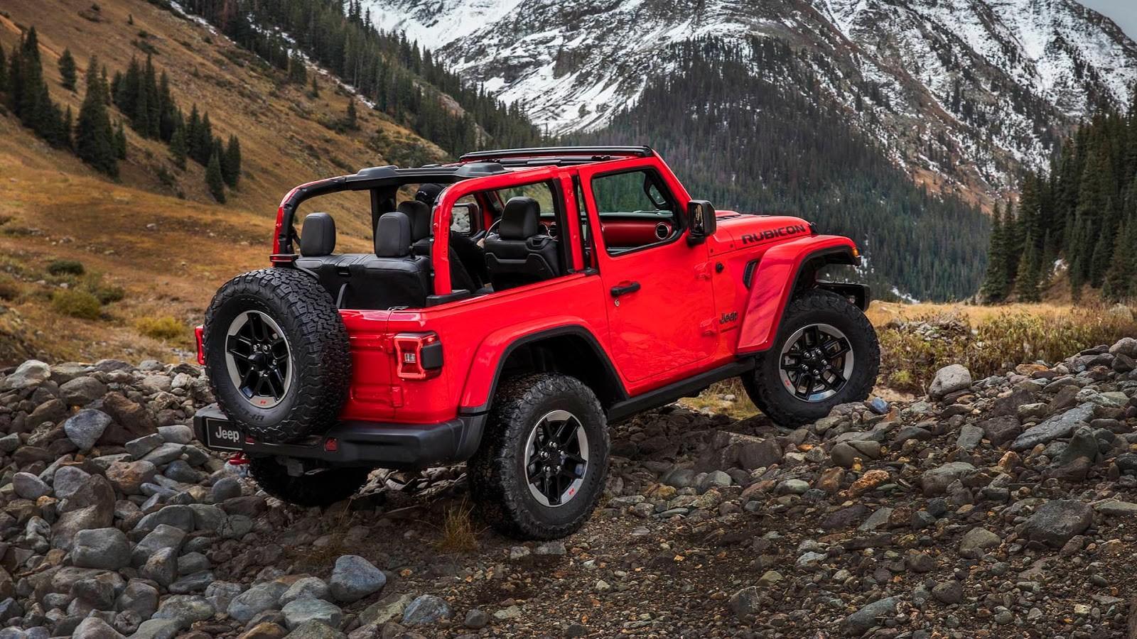 Foto de Jeep Wrangler 2018 (20/51)