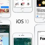 Éstos son los iPhone y iPad compatibles con iOS 10