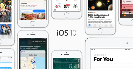 Éstos son los iPhone y iPad compatibles con iOS 10
