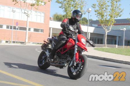 Ducati Hypermotard, la prueba (4/4). Conclusiones finales
