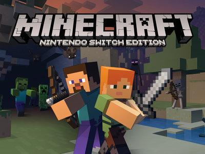 Desde hoy puedes jugar a Minecraft en tu Nintendo Switch