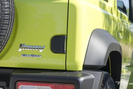 Suzuki Jimny 2019 Prueba